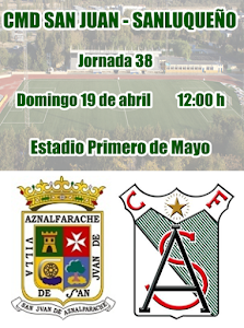 CMD San Juan - Sanluqueño
