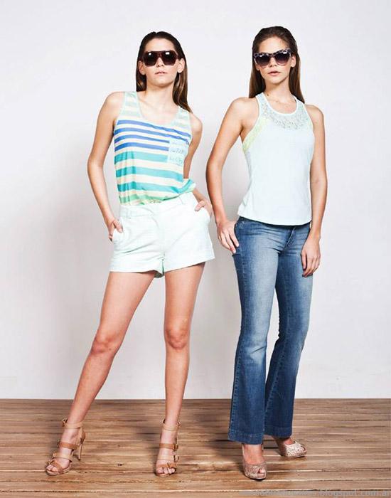La Cofradía primavera verano 2014 moda jeans