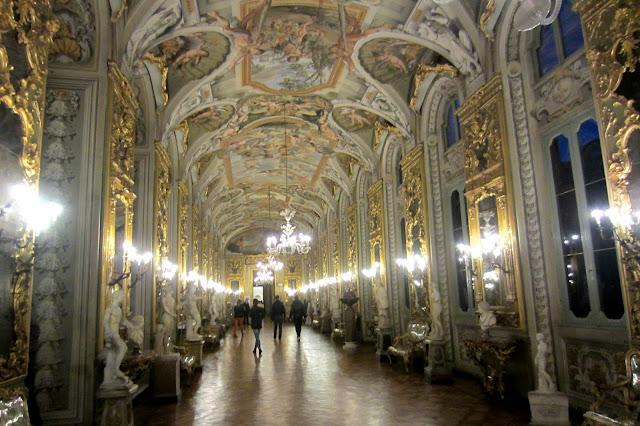 palazzo doria pamphilj galleria gallery rome italy