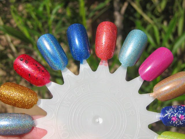 Nail Nation 3000 indie nail polish