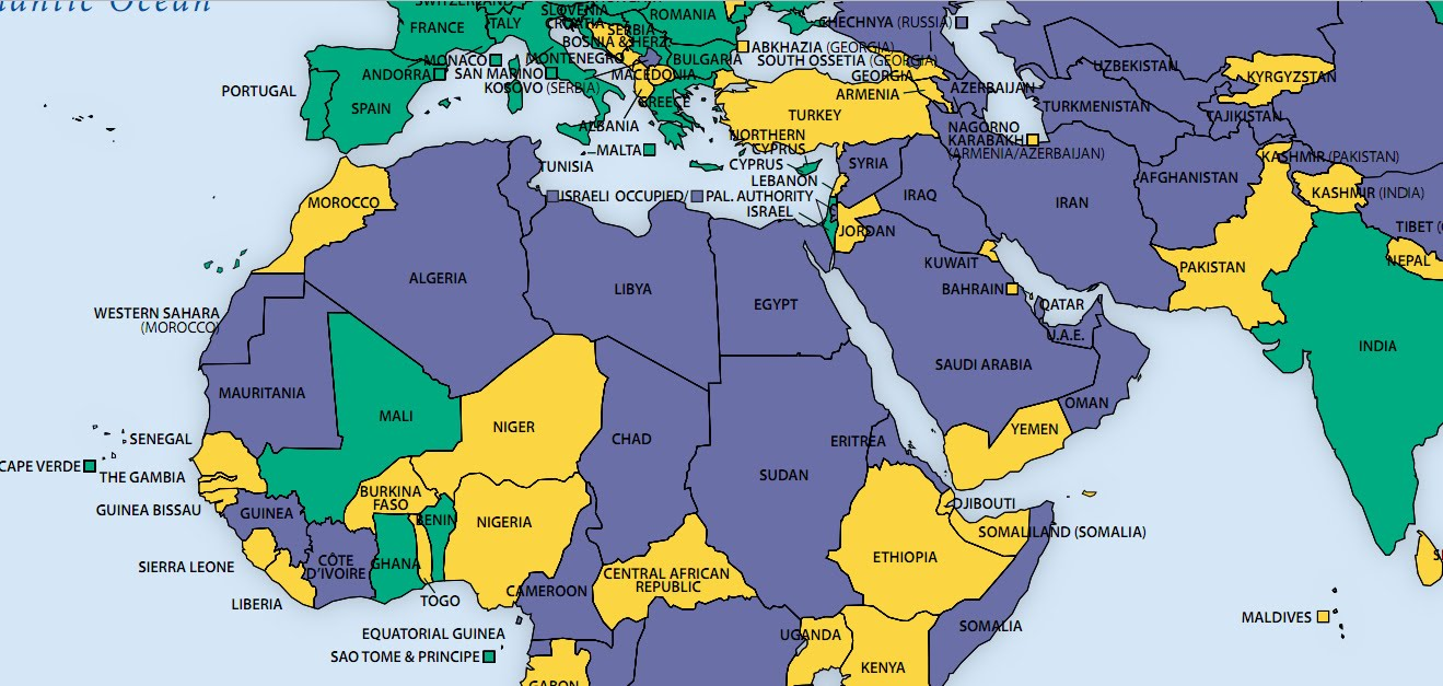 Pin the tail on the middle east map days of pebbles pin the tail on the middle east map gumiabroncs Image collections