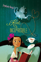 Book Cover Kat, Incorrigible by Stephanie Burgis