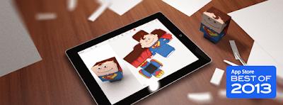 aplikasi pembuat desain paper craft untuk ios