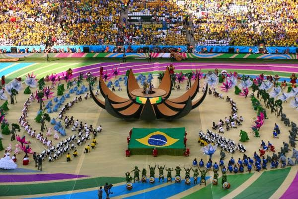 Photos of FIFA Opening Ceremony - 5