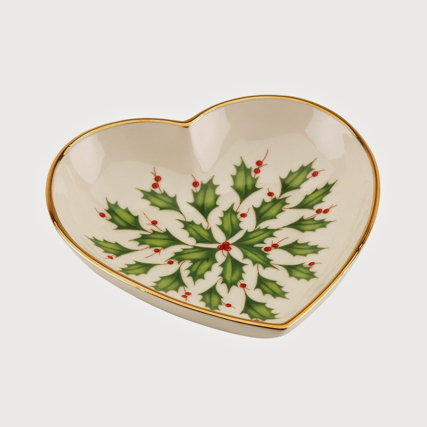 lenox christmas candy dishes