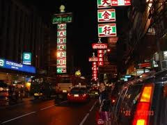 Pattaya in Thailand Street 2012 best places