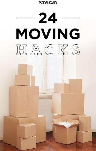 24 Ingenious Moving Hacks That Make Packing Painless