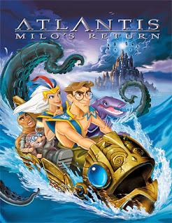 Atlantis: El regreso de Milo (2003) Online