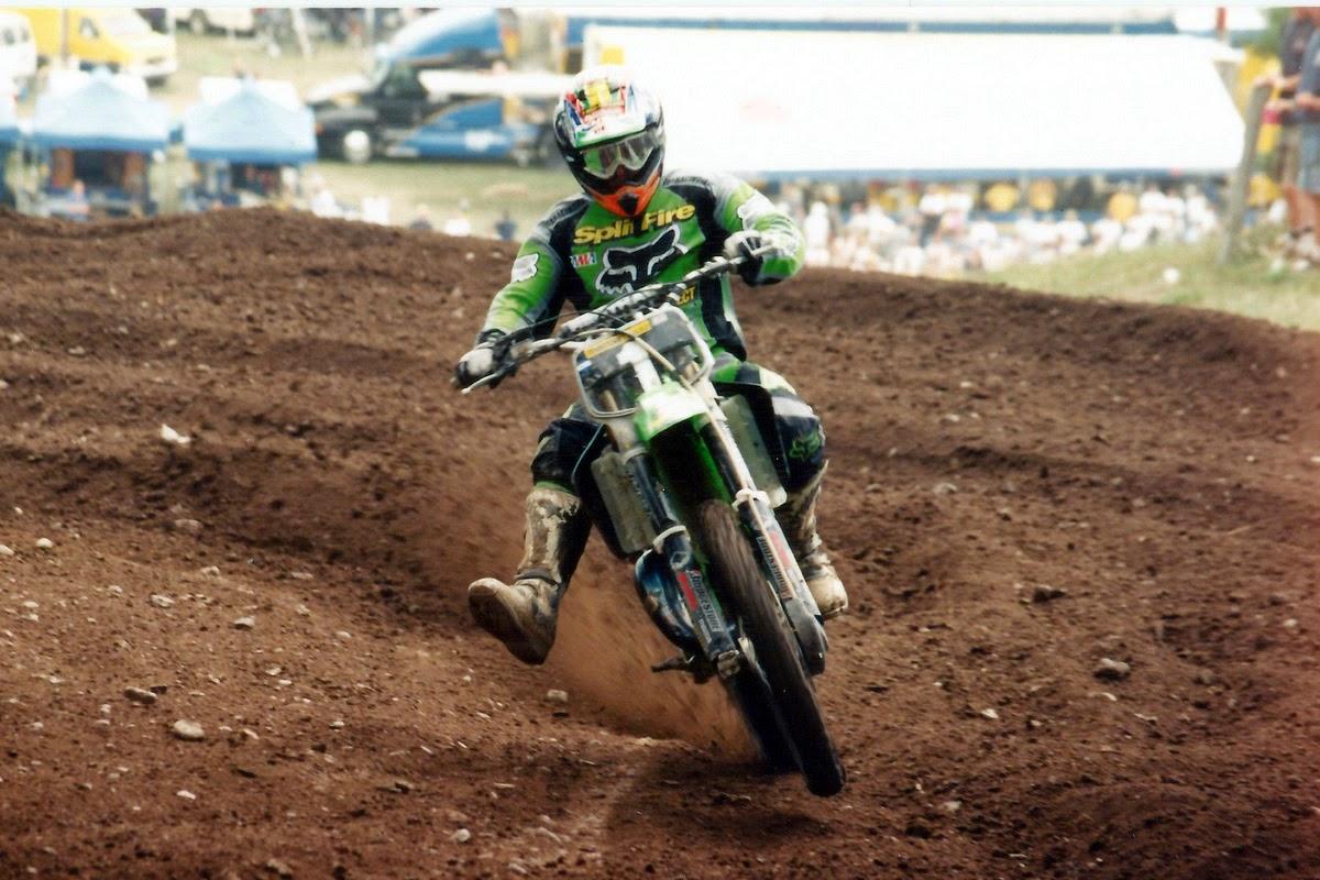 Ricky Carmichael Broome Tioga 1999