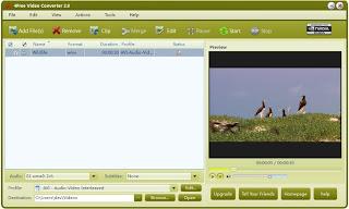 برنامج تحويل الفيديو, برنامج تحويل صيغة الفيديو, برنامج تحويل صيغة الفيديو, برنامج 4Free Video Converter لتحويل صيغة الفيديو, برامج الميديا, برامج الفيديوهات, Download 4Free Video Converter Free.