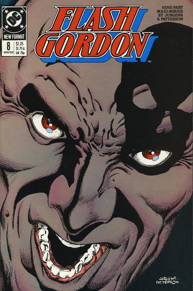 Flash Gordon (1988) 8 Page 1