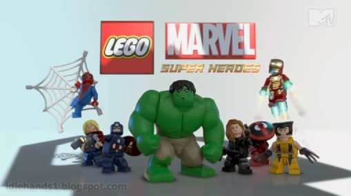 LEGO Marvel Super Heroes All Characters