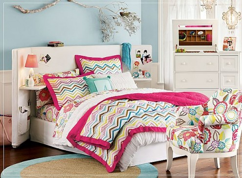 Presenting Some Inspirational Teen Rooms For Girls With A Variety Of  Interesting Variations From Pbteen.