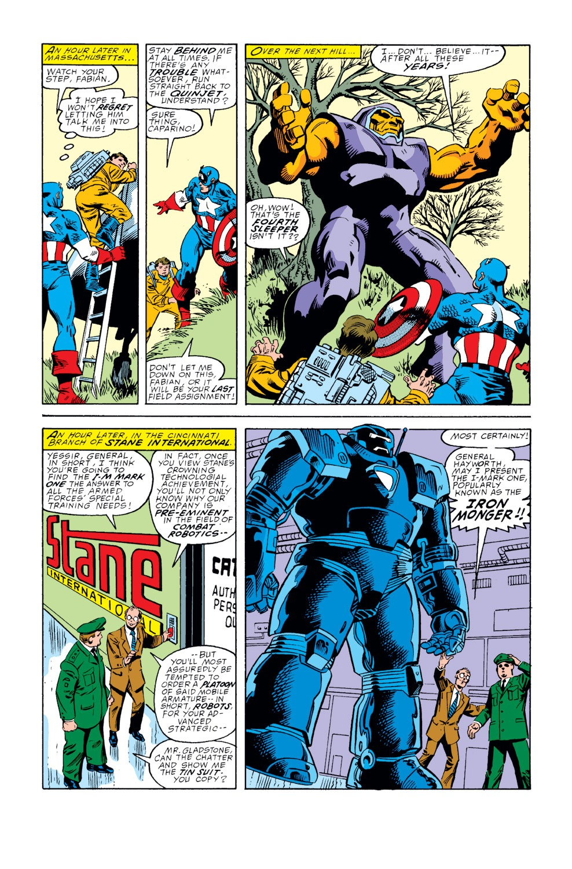Captain America (1968) Issue #354 #286 - English 8