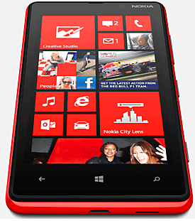 Nokia Lumia 820 Windows 8 Smart Phone
