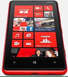 Nokia Lumia 820 Windows 8 Smart Phone