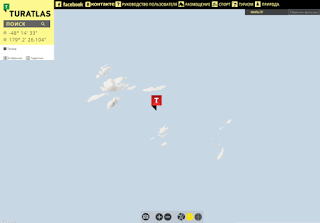 Туратлас - Острова Баунти