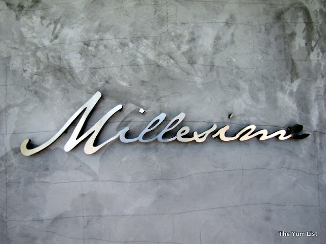 Millesime, Publika, best restaurant in Kuala Lumpur, fine dining, modern European, wine pairing