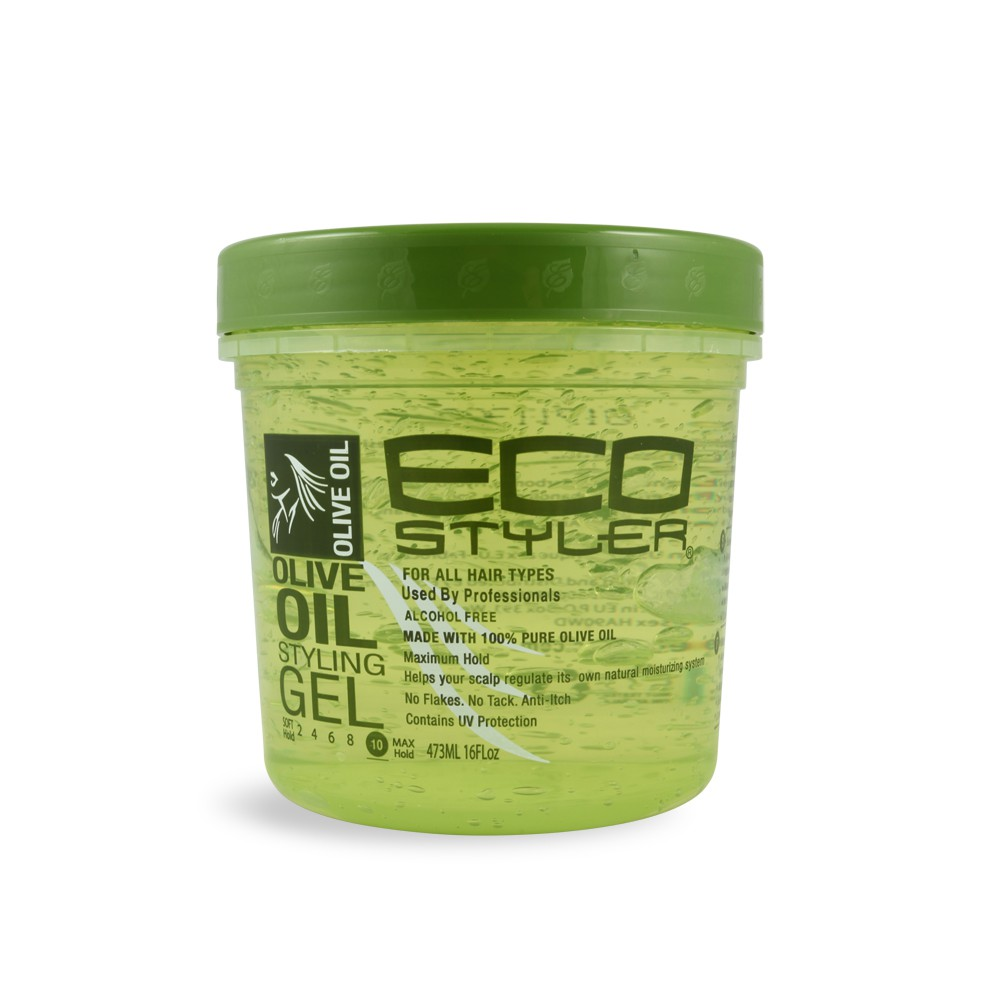Use Eco Styler Gel Natural Hair