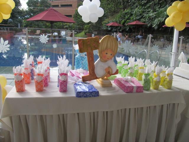 Decoracion Iglesia Para Primera Comunion ~ PRIMERA COMUNION DECORACION FIESTAS INFANTILES  Fiestas infantiles y
