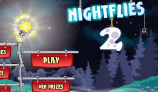 Nightflies 2 awesome online puzzle games free play