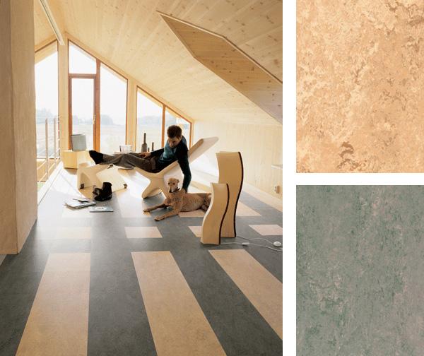 Brilliant loving linoleum for Cool linoleum flooring