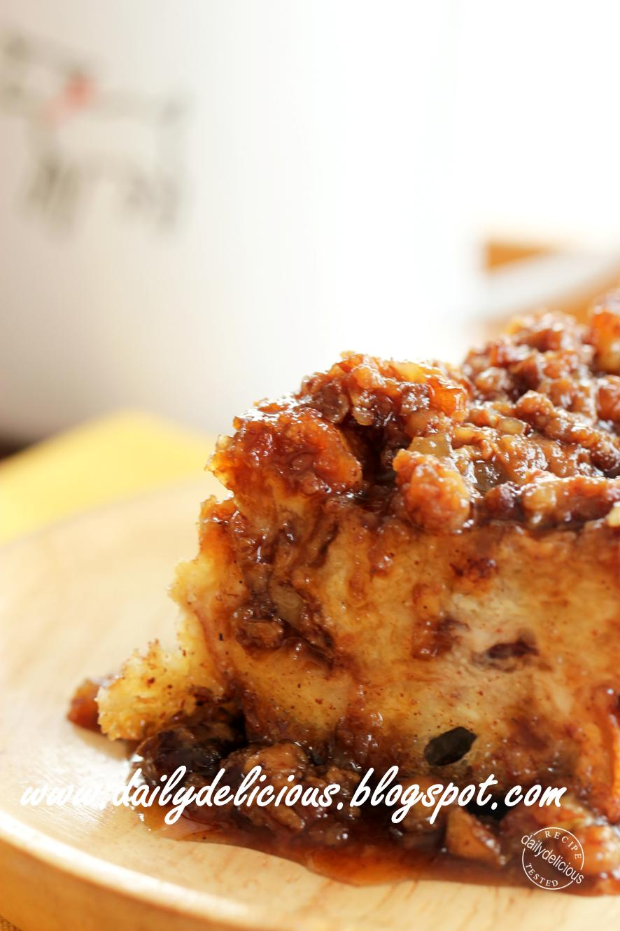 Caramel Bread Pudding Recipes — Dishmaps