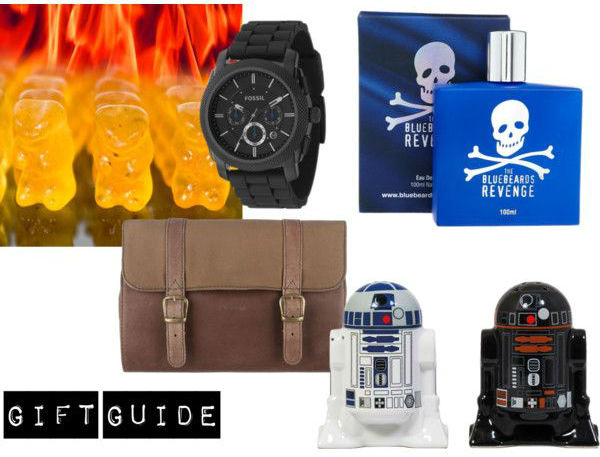 gift guide christmas 2014 man things