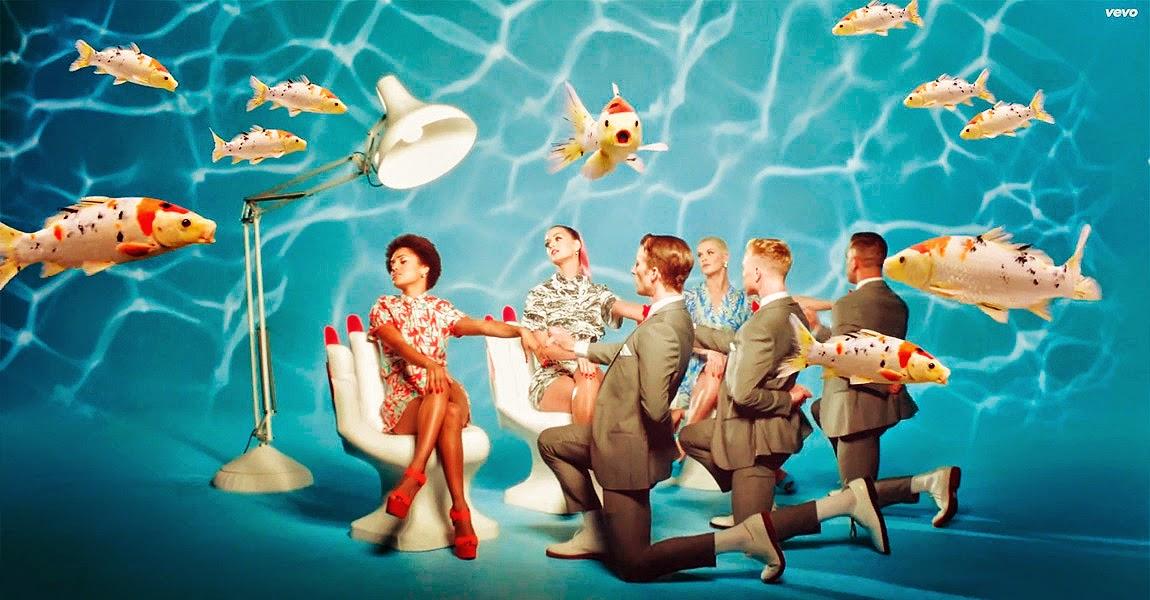 El maravilloso mundo de Katy Perry