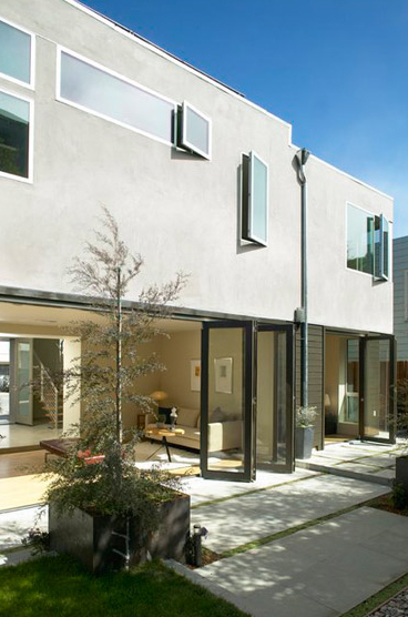 Desain Rumah Minimalis Modern Di Luar Negeri