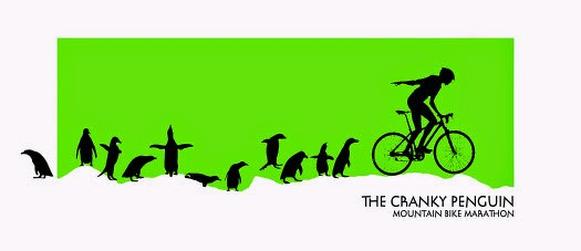 mountain bike cranky penguin