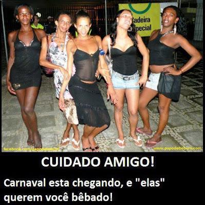 Mensagens para Facebook e Imagens engraçadas Carnaval 2013