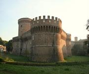 The Castello di Giulio II Italy