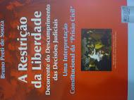 Meu primeiro livro publicado pela Editora Juruá