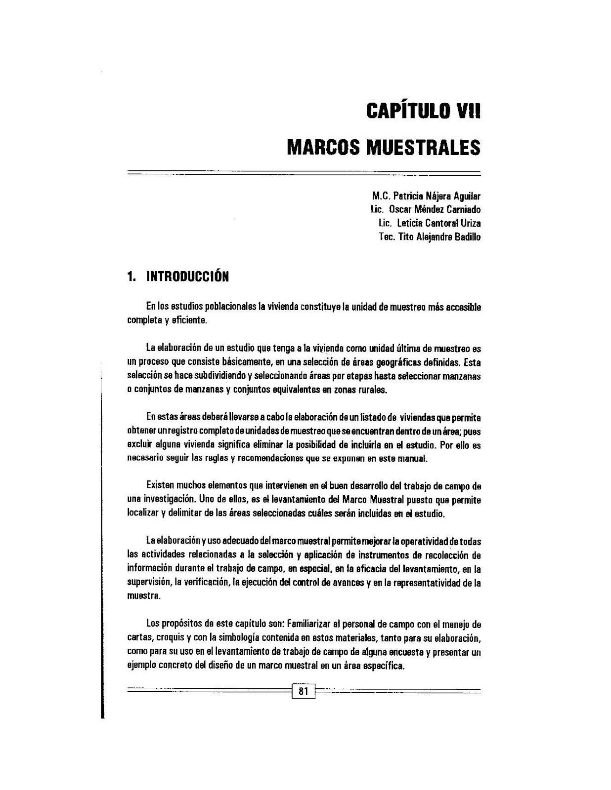 Libro de manual de muestreo para bajar   Muestreo Teòrico practico