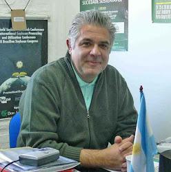 Dr Walter Pengue,ing agrón.UGSM,UBA