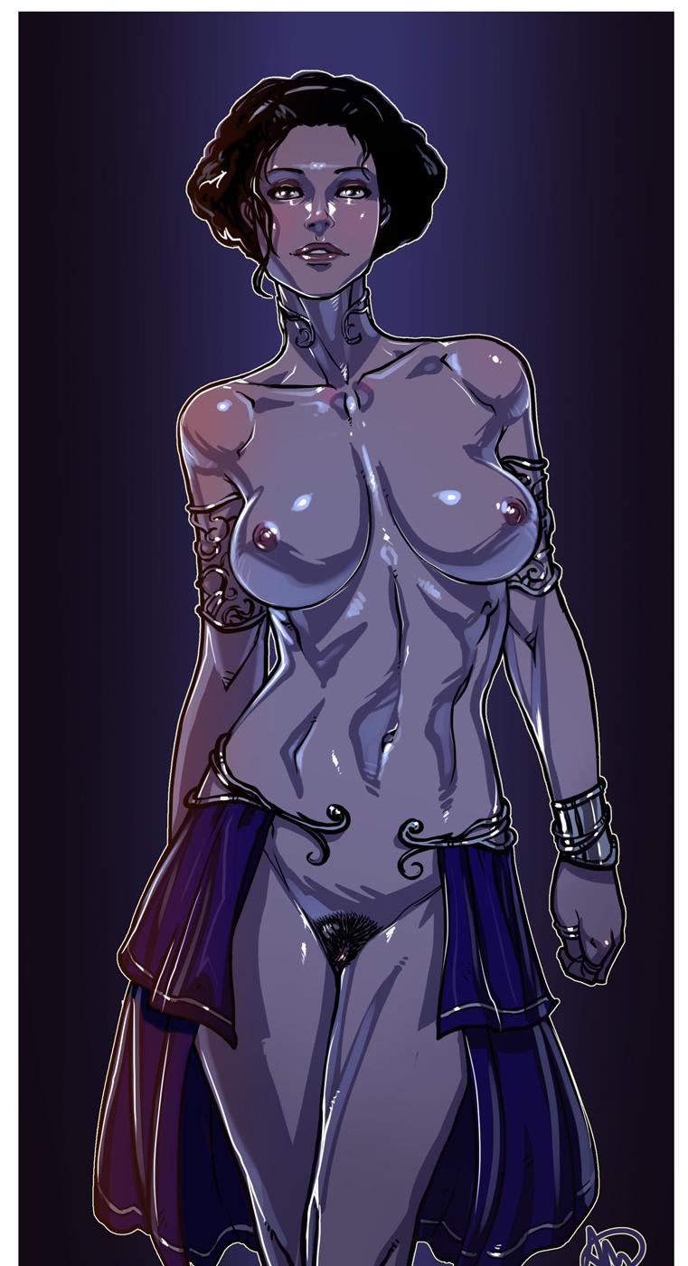 Female booty nude gif