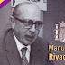 Manuel de Rivacoba, declaración de los republicanos españoles en el exilio con motivo del 18 de julio 1972