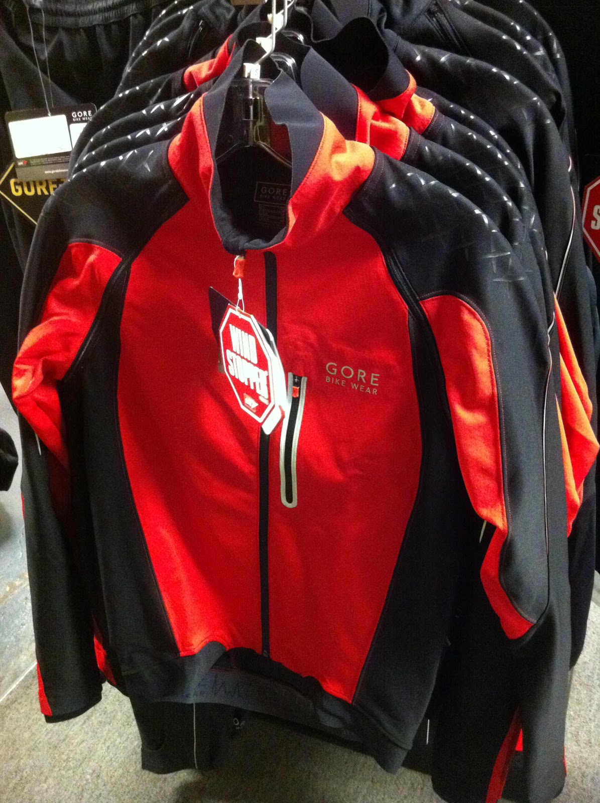 Village Cycle Center  GORE Bike Wear Fall Winter Apparel Has Arrived ... 72968e257