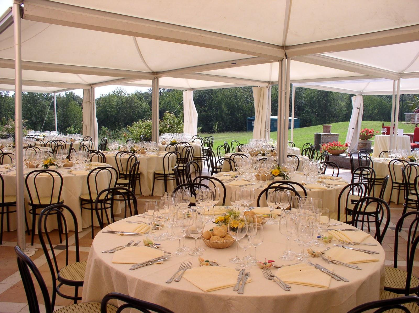 Tavoli Matrimonio Girasoli : Wedding a ca del conte atmospherae fine catering