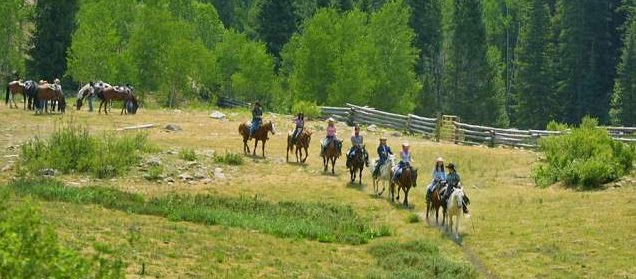 Majestic Dude Ranch in Mancos Co.