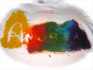 Camiseta con ceras