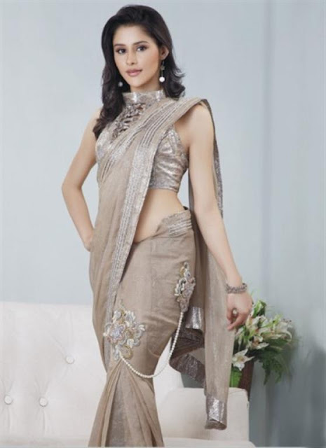 Party Wear Saree Trend