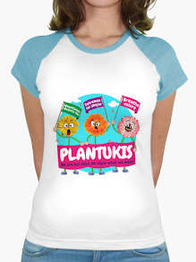 Camisetas Plantukis