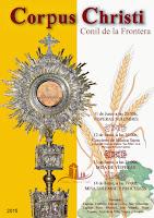 Conil - Corpus Christi 2015