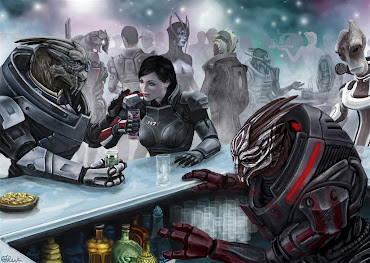 #18 Mass Effect Wallpaper