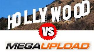 megaupload hollywood