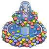 FarmVille Spring Flower Fountain  (Day 3)