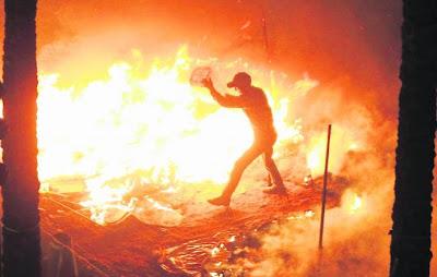 Rakyat Mesir anjur bantahan peringati ulang tahun kedua revolusi guling Mubarak