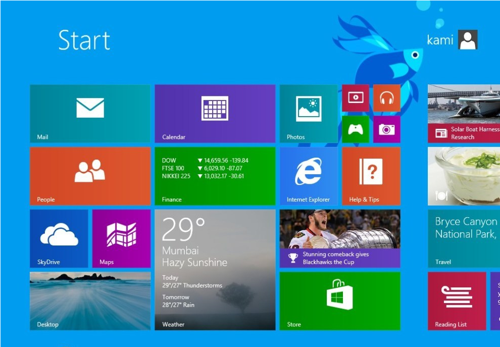 Windows 8.1 Untouched ISO (x64) New Update App